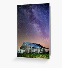 There is something in the air tonight. Greeting Card