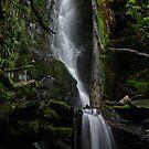 unknown waterfall #2 by Simon Penrose