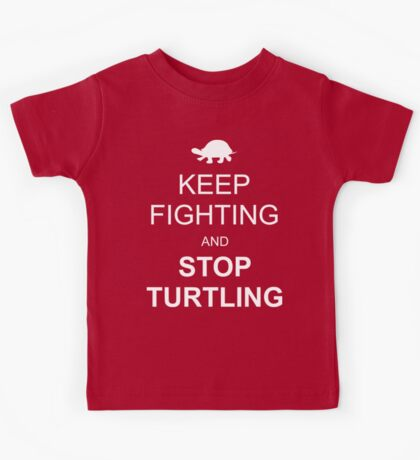 Keep Fighting Kids Clothes