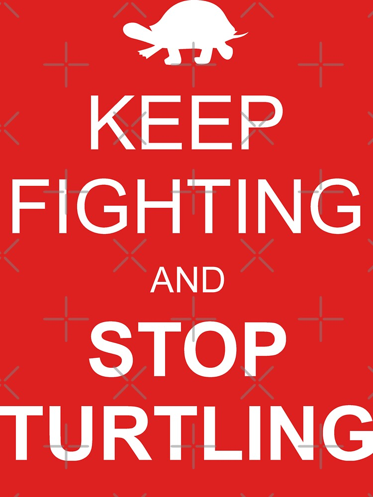 Keep Fighting by freeagent08