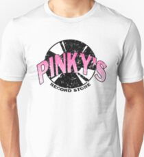 Pinkys Record Store Unisex T-Shirt
