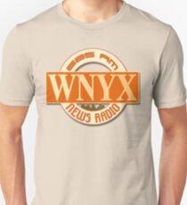 News Radio WNYX Unisex T-Shirt