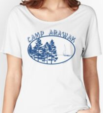 Camp Arawak Women's Relaxed Fit T-Shirt