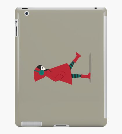 There is No Wolf iPad Case/Skin