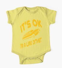 It's OK I'm A Limo Driver One Piece - Short Sleeve