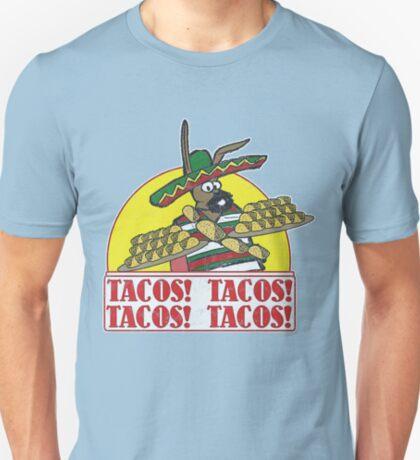 Tacos Tacos Tacos Tacos T-Shirt