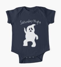 Saturday Night Ghost Kids Clothes