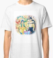 Magi the labyrinth of magic - Aladdin&Judal Classic T-Shirt