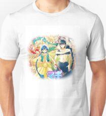 Magi the labyrinth of magic - Aladdin&Judal Unisex T-Shirt