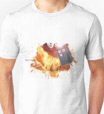 T.A.R.D.I.S Gallifrey T-Shirt