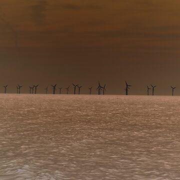 Windfarm by DaveKing71