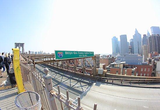 pbbyc - Brooklyn Bridge, NYC by pbbyc
