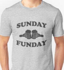 Sunday Funday Cheers T-Shirt