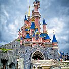 Sleeping Beauty's Castle by FelipeLodi