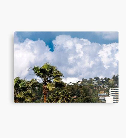 VIEW FROM MY ROOFTOP 2 Metal Print
