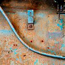 1957 VW Beetle - An Abstract View by Bami