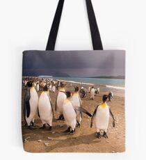 Penguin Paradise Tote Bag
