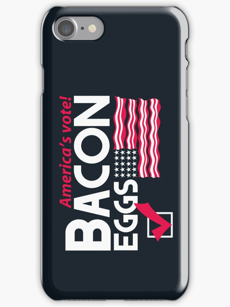 With Liberty and Bacon for All by fishbiscuit
