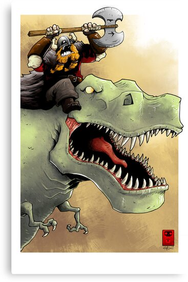 Rex Calvary  by RedGrimRune