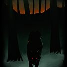Wolf by hasanabbas
