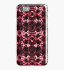 Electric Barbed Wire ( Pink ) iPhone Case/Skin