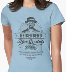 Blue Crystals Remedy Women's Fitted T-Shirt
