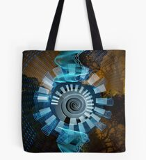 Glyncoed Light Painting Tote Bag