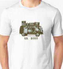 Madison Or Bust! Unisex T-Shirt