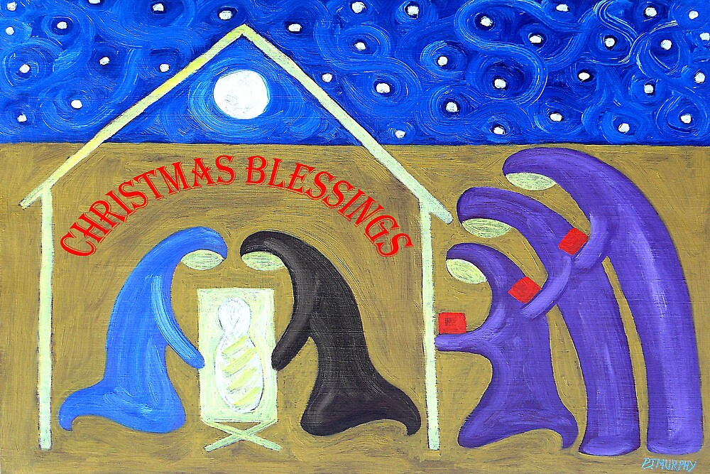 CHRISTMAS BLESSINGS 2 by pjmurphy