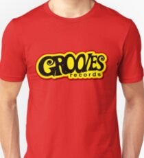 Grooves Records Unisex T-Shirt