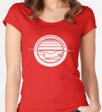 Phoenix Foundation Classic  Women's Fitted Scoop T-Shirt
