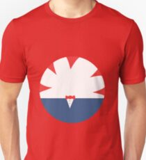 Peppermint Minimalist Unisex T-Shirt