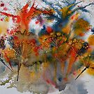 Weeds Gone Wild by Pamela Hubbard