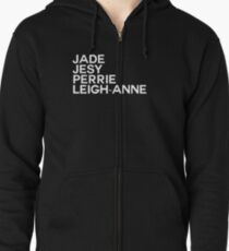 LITTLE MIX | NAMES Zipped Hoodie