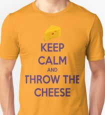 Throw the Cheese T-Shirt