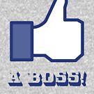 Like a BOSS! by TerryLightfoot