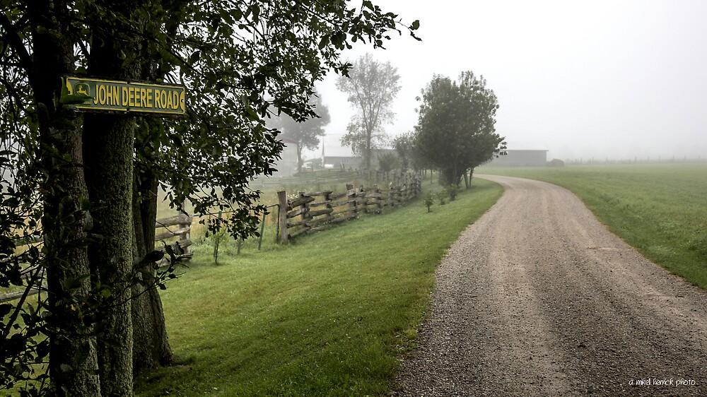 John Deere Road by Mikell Herrick