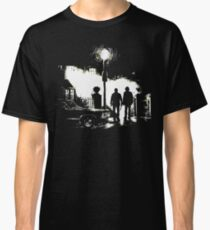 The Hunters (Supernatural) [No Text] Classic T-Shirt