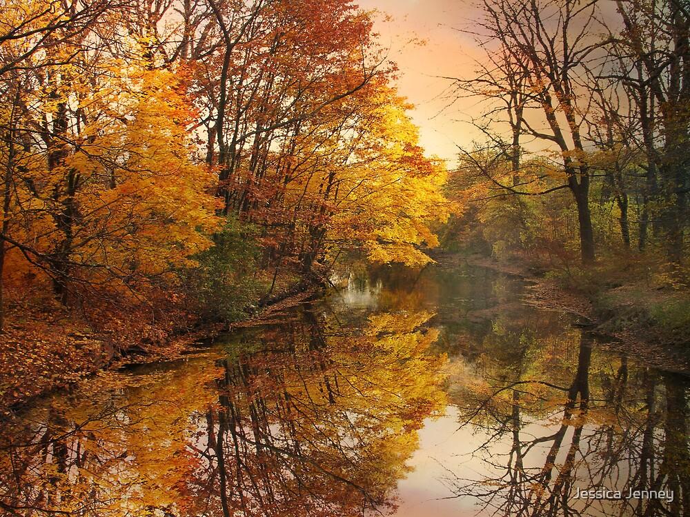 Foliage Reflected by Jessica Jenney