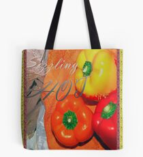 Sizzling hot Tote Bag