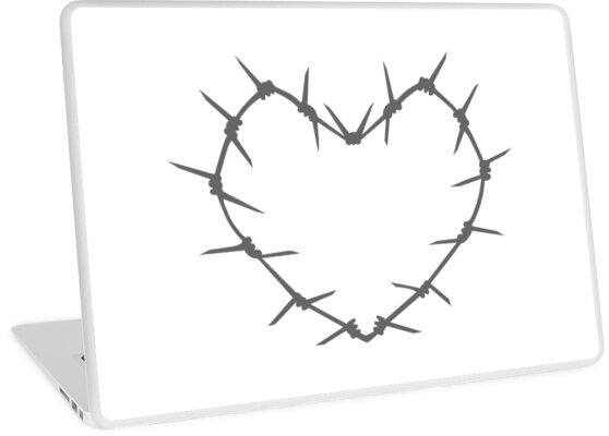 Barbed Wire Heart by sweetsixty