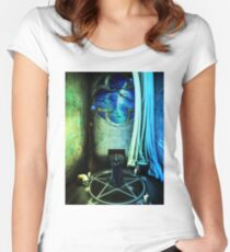 The Witches Room Women's Fitted Scoop T-Shirt