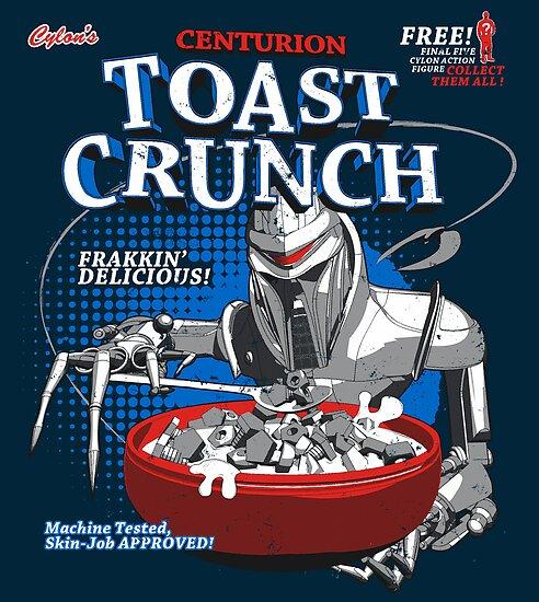 Centurion Toast Crunch by girardin27