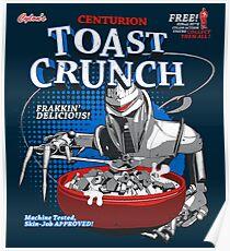 Centurion Toast Crunch Poster