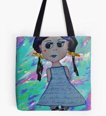 Odd Girl Tote Bag