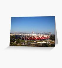 Euro Cup 2012 Greeting Card