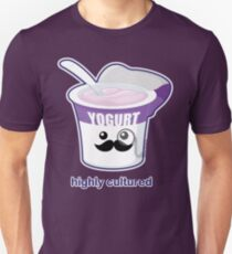Highly Cultured Unisex T-Shirt
