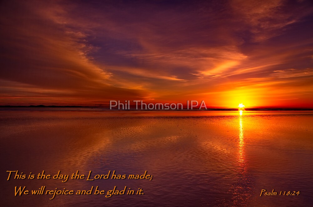 """""""This Is The Day"""" by Phil Thomson IPA"""
