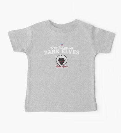 Svartálfaheimr Dark Elves - Nine Realms Conference Kids Clothes