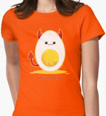 Deviled Egg Women's Fitted T-Shirt